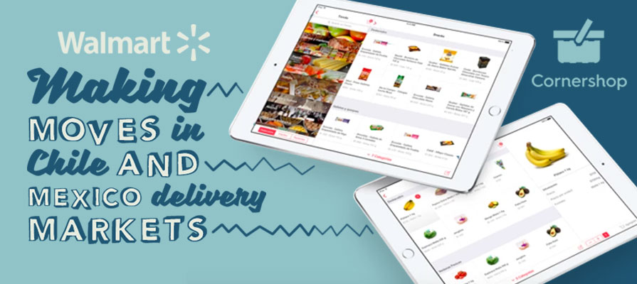 Walmart Acquires Cornershop App for $225 Million, Plans to Resell to Subsidiary Walmex
