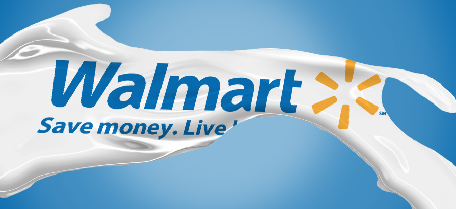 Walmart Plans $165 Million Milk Plant in Indiana