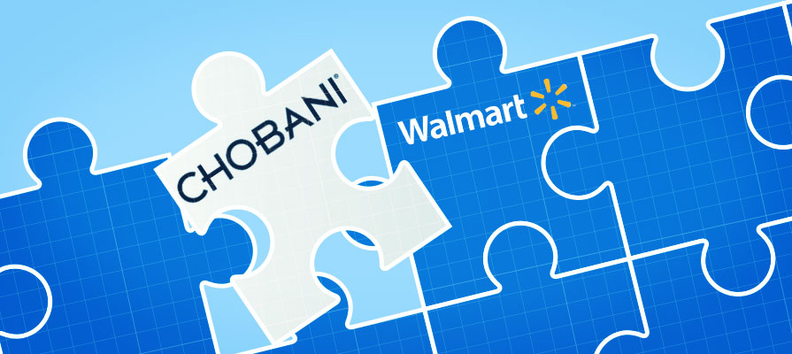 New Walmart Concept Store Brings Chobani Cafe Out of New York