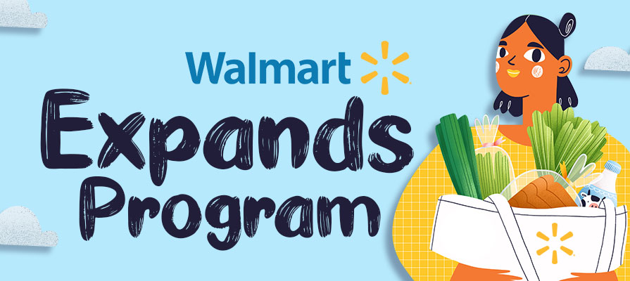 Walmart Rolls Out National Delivery to Over 1400 Stores