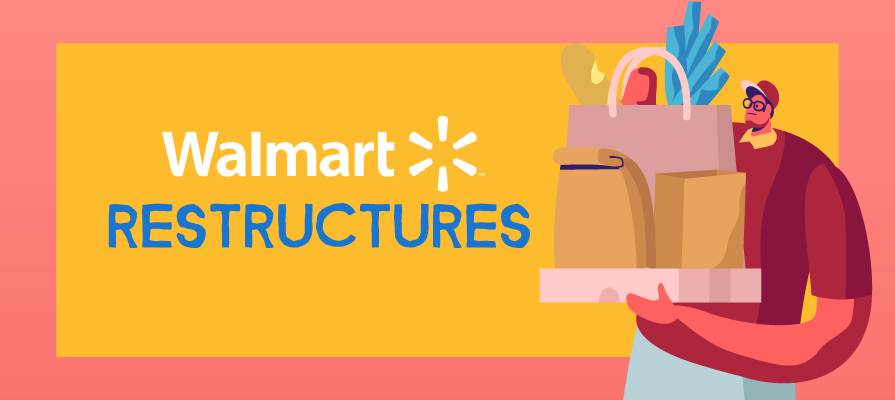 Walmart Restructures Delivery Division, Ends Partnership With Skipcart