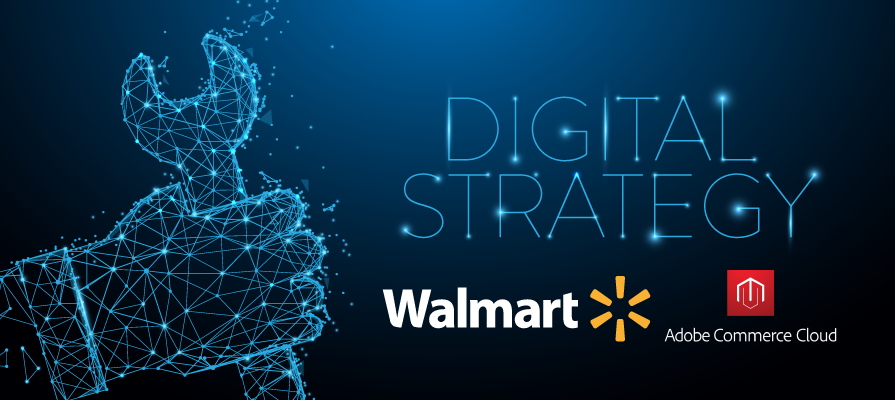 Walmart Enters Partnership to Launch Tech in Support of Businesses Entering the Digital Market; John Furner, Suresh Kumar, and Anil Chakravarthy Discuss