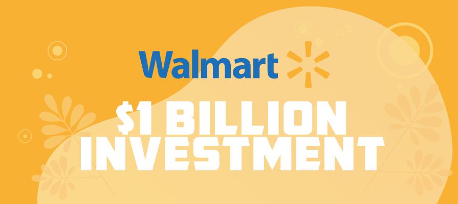 Walmart Invests $1 Billion Into Employee Education; Lorraine Stomski Comments