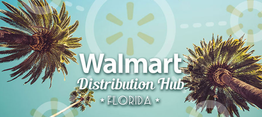 Walmart Building Two New Distribution Centers as Part of Strategic Florida Investment