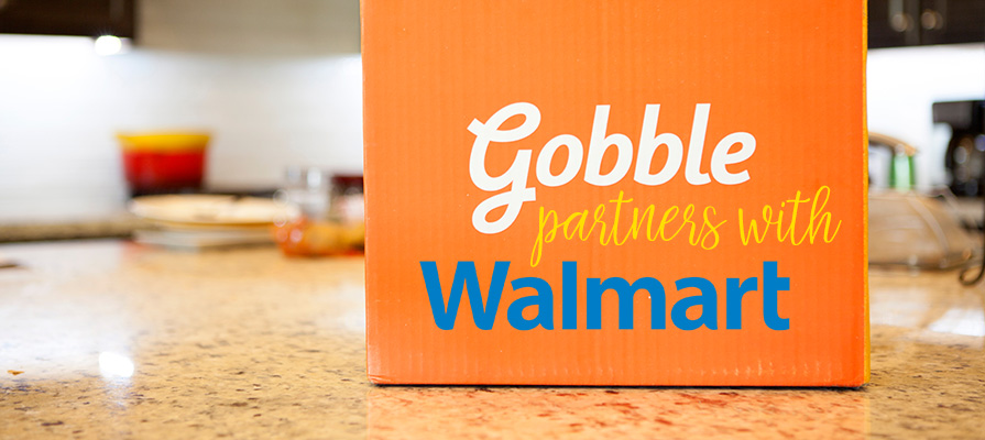 Walmart Welcomes Partnership with Gobble, Introduces New Meal Kit Line