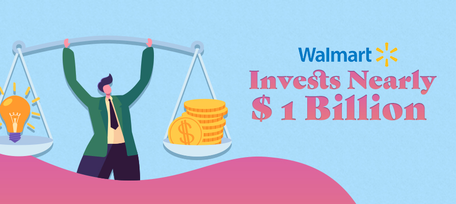 Walmart Invests Nearly a Billion Dollars in Nine U.S. States