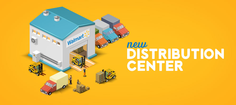 Walmart Submits Plans for a New Arkansas Distribution Center
