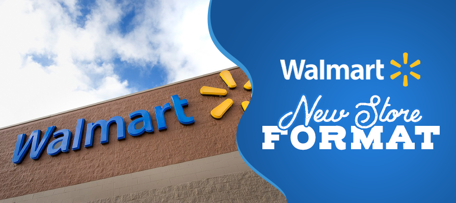Walmart Tests New Store Format as Holiday Demand Rises