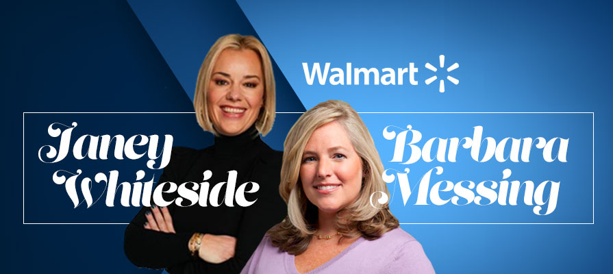 Walmart Names New U.S. Chief Customer Officer and Chief Marketing Officer