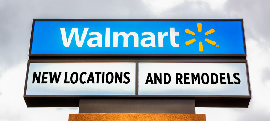 Walmart Announces Plans for 20 New Locations and 500 Remodels in Texas, Florida, Ohio, and More