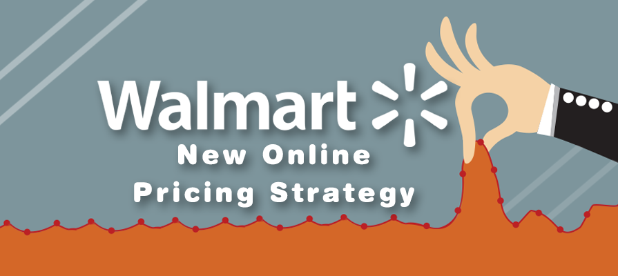 Walmart Looks to Differentiate Through New Online Pricing Strategy