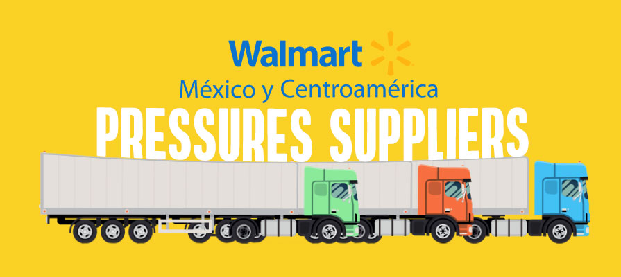 Reports: Walmart Mexico Pressures Suppliers to Target Amazon