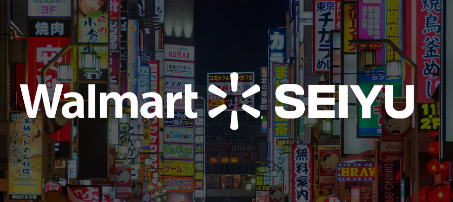 Walmart Reports It Has Not Decided to Sell Japan Seiyu Supermarket