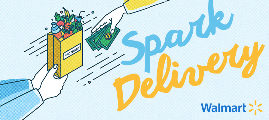 Walmart Partners with Spark Delivery Pilot Program to Expand to More Metro Areas