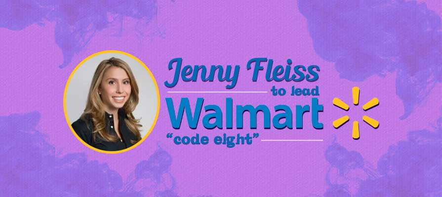 Walmart's Store No 8 Announces Jenny Fleiss to Lead New code eight Startup