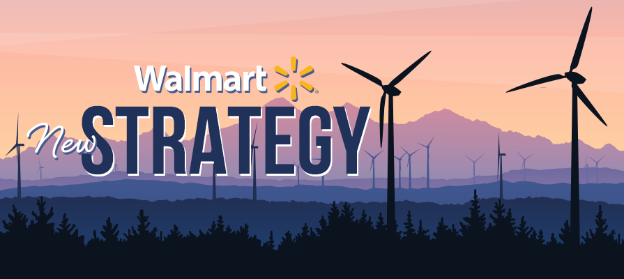 Walmart Sets Goal to Become a Regenerative Company
