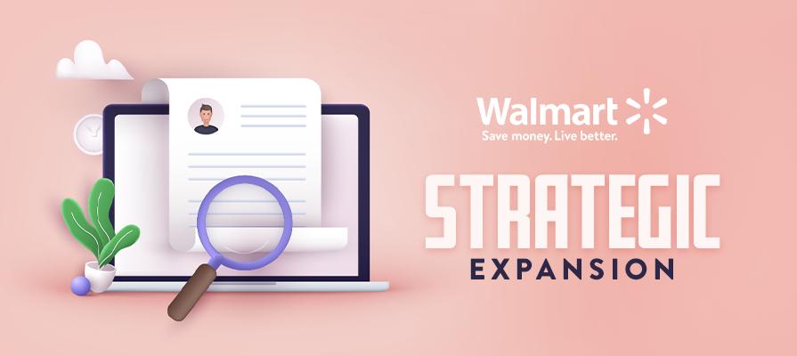 Walmart Announces Hiring Spree for 20,000 New Team Members