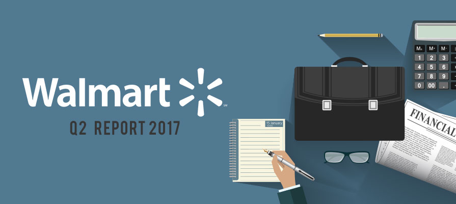 Walmart Closes Q2 2017 with Positive Growth