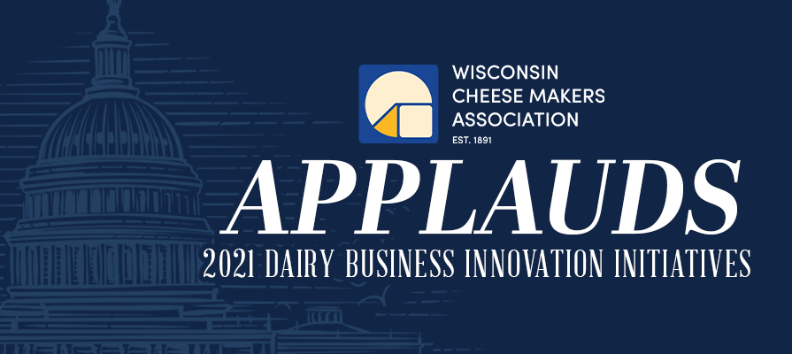 Wisconsin Cheese Makers Association Commends Senator Tammy Baldwin for Securing $22 Million for Dairy Business Innovation Initiatives in 2021