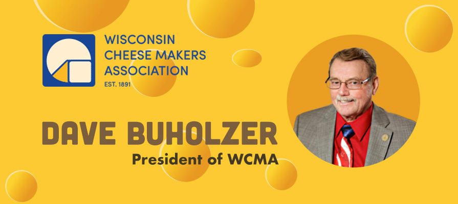 WCMA Elects Dave Buholzer of Klondike Cheese as President