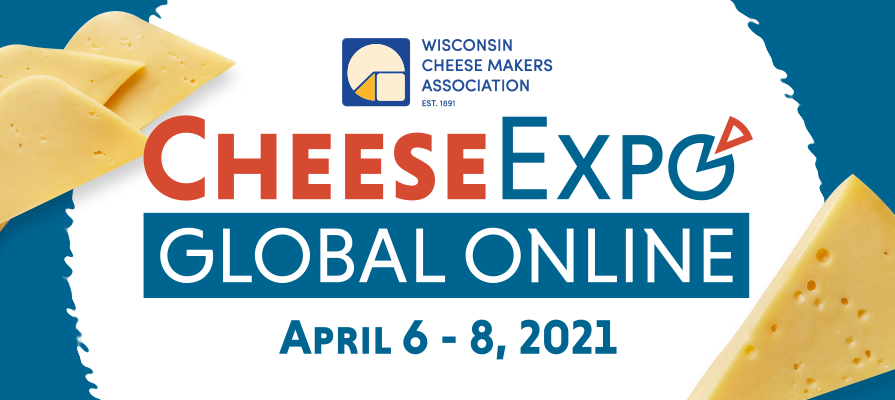 The Wisconsin Cheese Makers Association Calls on Candidates for CheeseExpo Global Online Ideas Showcase