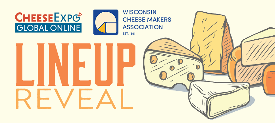 Wisconsin Cheese Makers Association Unveils This Year's CheeseExpo Lineup