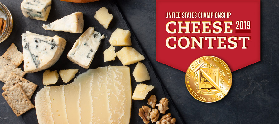 WCMA Readies for the 20th Biennial U.S. Championship Cheese Contest