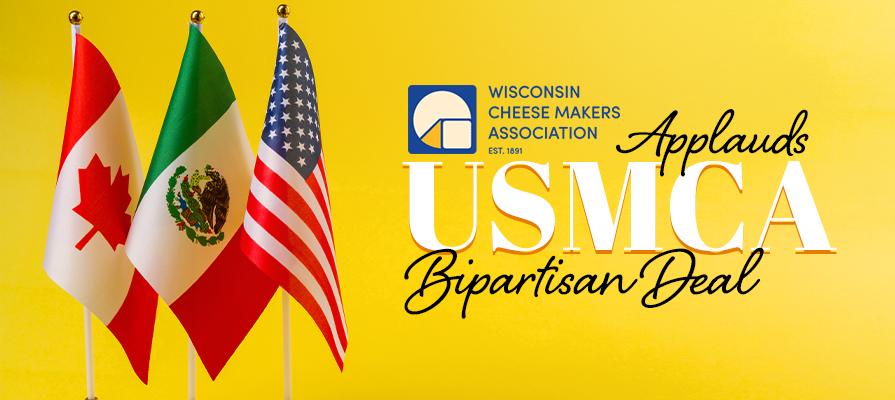 WCMA Applauds Bipartisan USMCA Deal