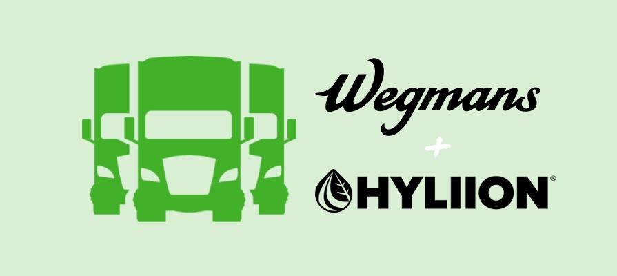 Wegmans Imagines Diesel-Free Fleet Through New Partnership With Hyliion