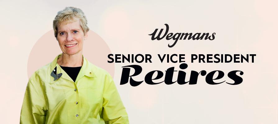 Wegmans' Mary Ellen Burris Retires