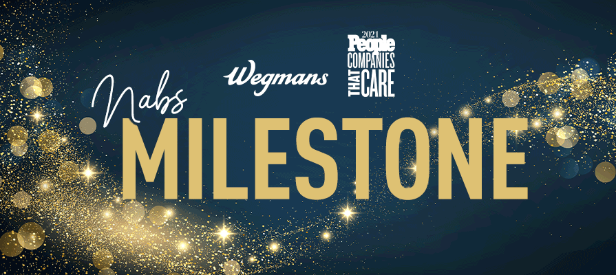 Wegmans Nabs Milestone by Being Named #1 on PEOPLE's Companies That Care List; Colleen Wegman Discusses