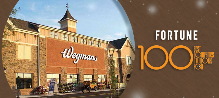 Wegmans Named on Fortune 100 Best Companies to Work For List