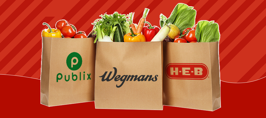 Wegmans, Publix, and H-E-B Rely on Local Strategy