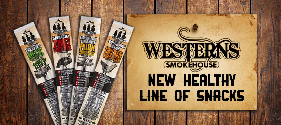 Western's Smokehouse Announces New Healthy Line of Snacks