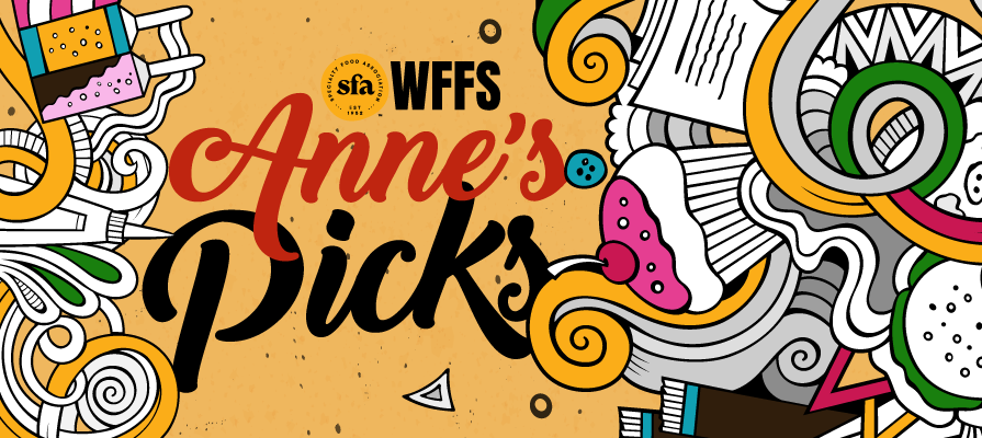 Anne's WFFS 2020 Picks