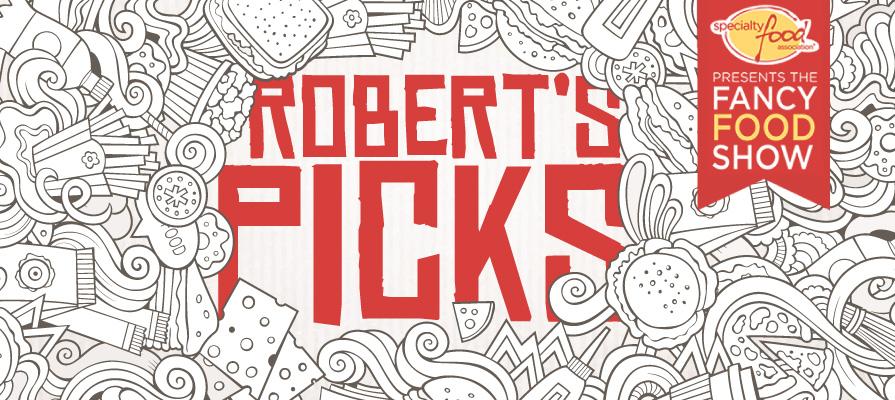 Robert's Picks for Winter Fancy Food Show 2019