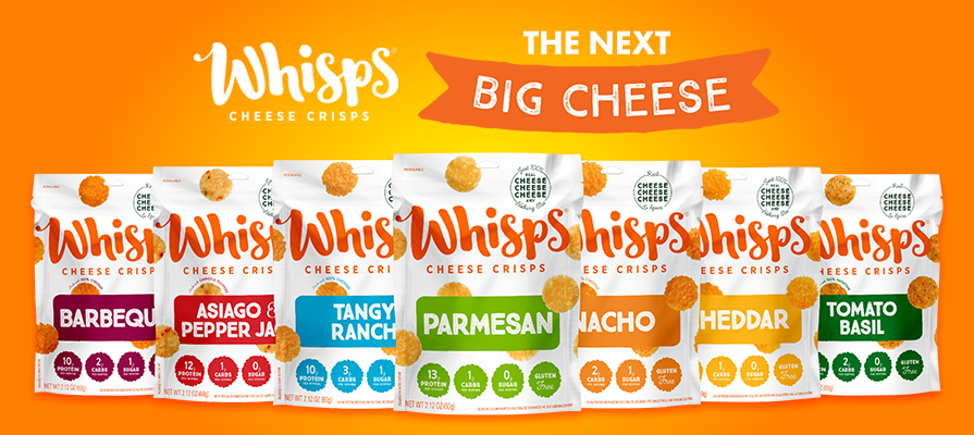 Whisps Seeks The Next Big Cheese For Its Cheese Board