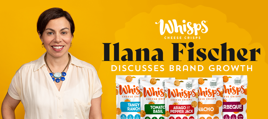 Whisps' CEO Ilana Fischer Discusses Brand Growth