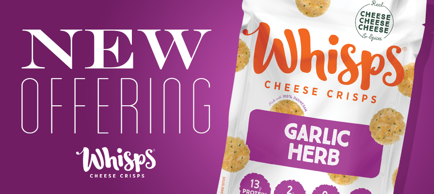 Whisps Snacks Launches New Product