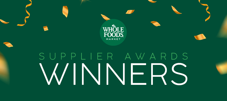 Whole Foods Market Names Specialty Supplier Award Winners