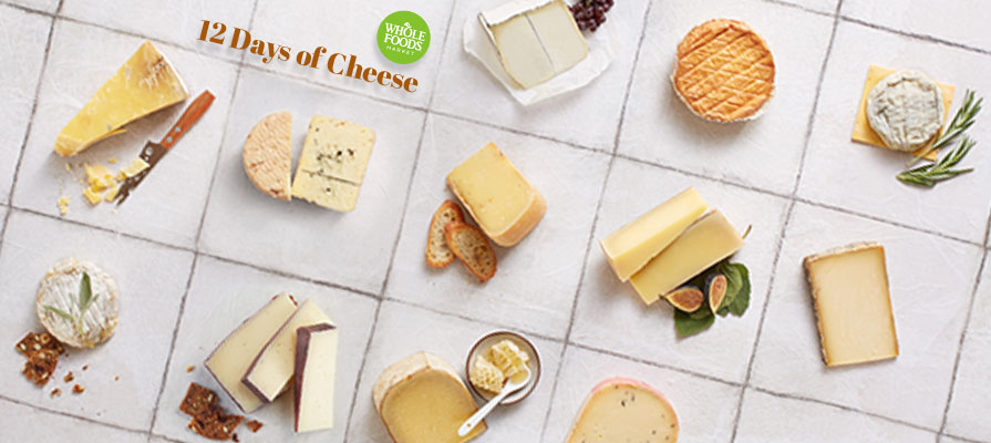 Whole Foods 12-Day Holiday Cheese Sale
