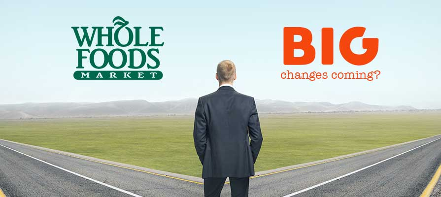 Whole Foods Shareholder May Be Exploring Sale, Among Other Major Changes