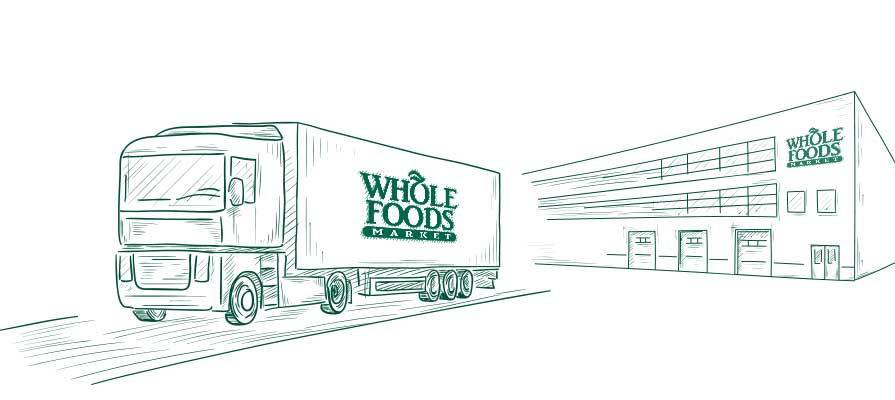 Whole Foods Market Distribution Center