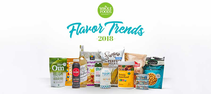 Whole Foods Announces Trends in the Market