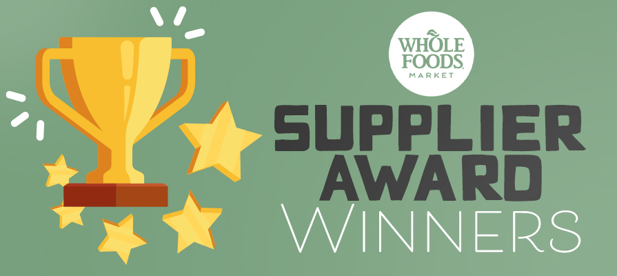Whole Foods Announces Supplier Awards Winners