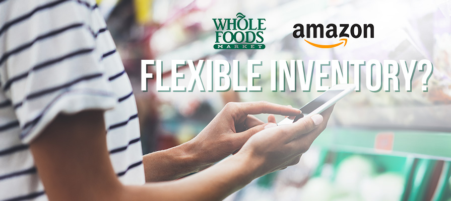 Amazon Pushes for More Flexible Inventory in Whole Foods Stores