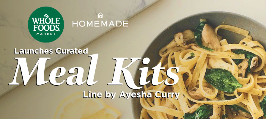 Ayesha Curry Launches New Meal Kits at Whole Foods
