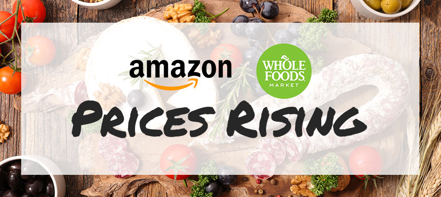 Whole Foods Prices Rise After Amazon Acquisition