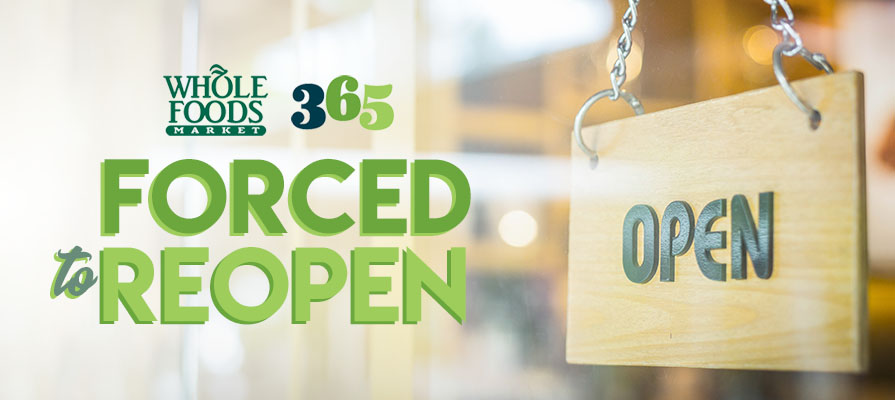 Whole Foods Reopens its Closed 365 Store after Lawsuit