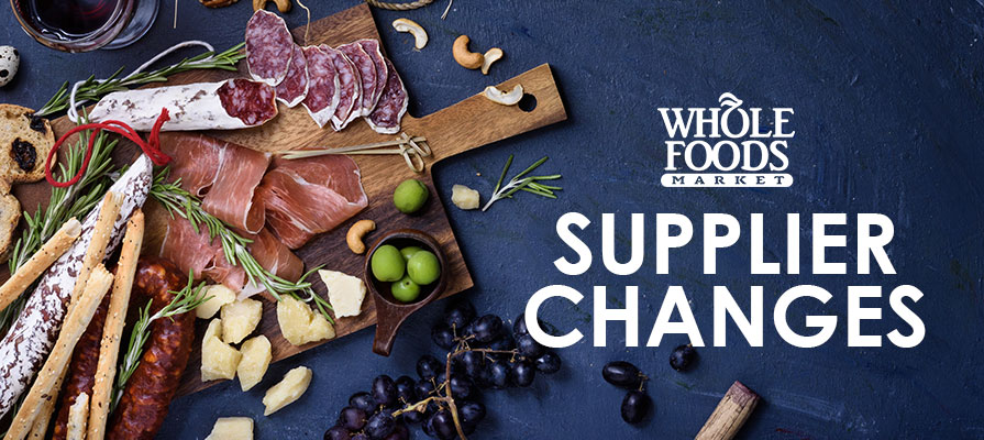 Whole Foods Introduces New Limits on Suppliers